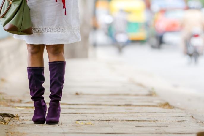 ajrak-boho-scarf-boots
